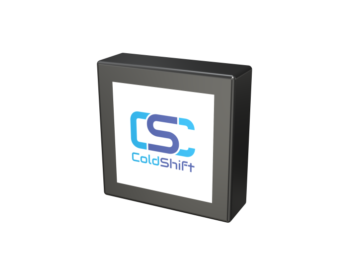The ColdShift case controller gives you the benefit of low electricity costs.