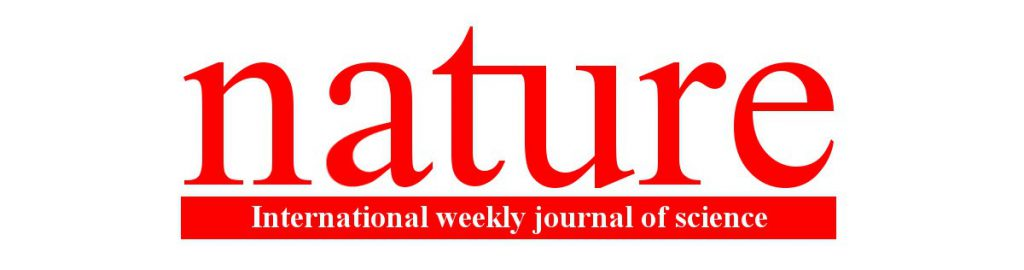 Nature magazone, logo